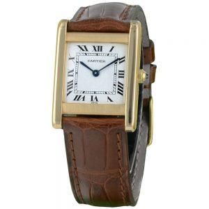 Le Temps et les choses / Montre vintage Cartier