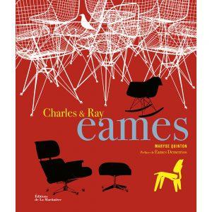 """Livre """"Charles et Ray Eames"""" - Editions La Martinière"""