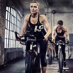 Toutes au sport - LesMills Cycle