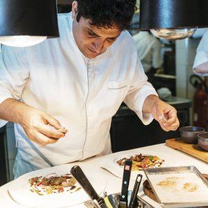 Mauro Colagreco, le Chef qui n'en finit pas de surprendre.
