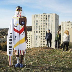 Samia Ziadi, la couture sans frontières