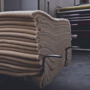 Brun de Vian Tiran, une grande histoire d'amour et de laine
