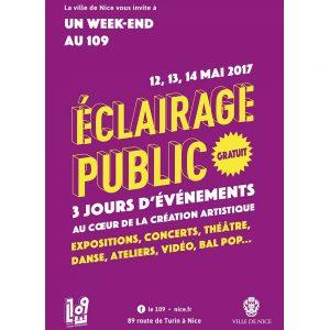 Le 109, nouveau pôle de culture contemporaine à Nice