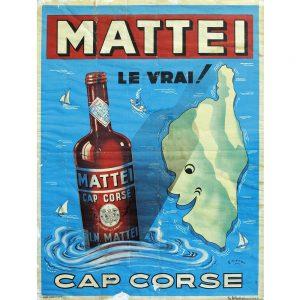 Cap Mattei, le retour en grâce de l'apéritif corse